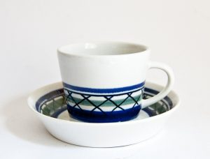 Lapid Israel - Small Cup/saucer