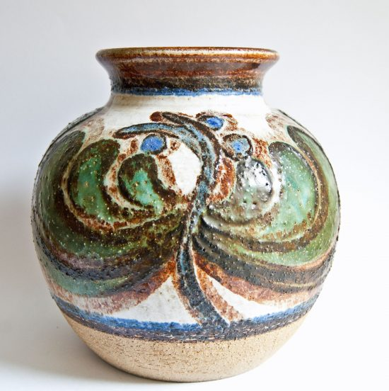 Soholm Cactus Design Vase