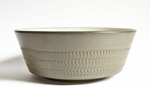 Denby Chevron Cereal Bowl