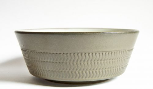 Denby Chevron Cereal Bowl