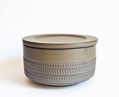 Denby Chevron Lidded Bowl