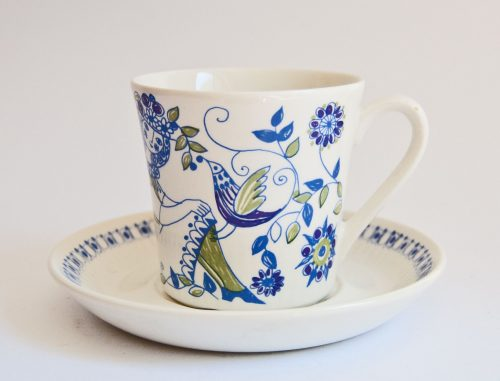 Figgjo Lotte Cup & Saucer