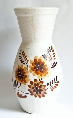 Lapid Israel - Vase with Floral motif