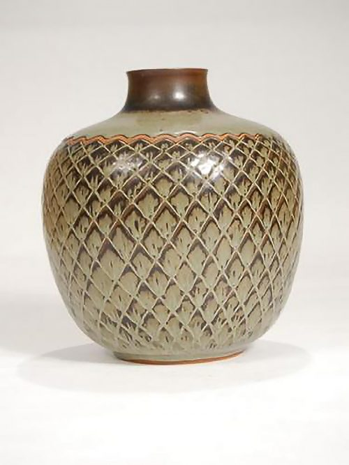 Gerd Bogelund, Blossom Vase for Royal Copenhagen