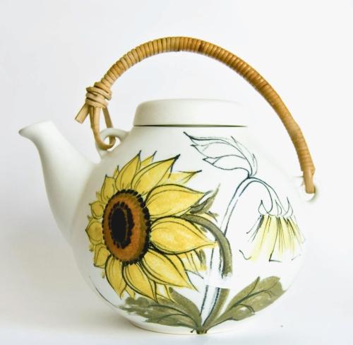 Arabia Finland, Sunflower Design, Hilkka Liisa Ahola