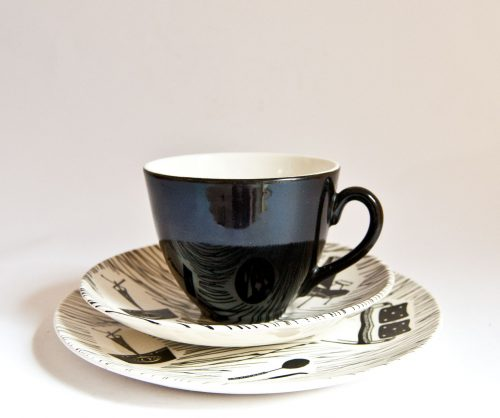 Homemaker, Cup & Saucer, Enid Seeney