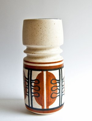 Lapid Israel - tall vase by Leah