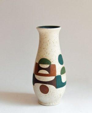Lapid Israel - Modernist motif vase