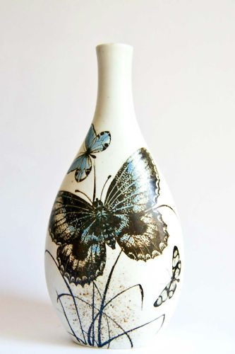 Nils Thorsson Diana Series Vase, Royal Copenhagen