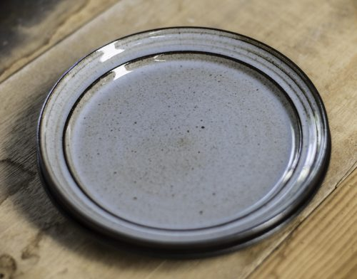 Ditlev Denmark, Stoneware Plate