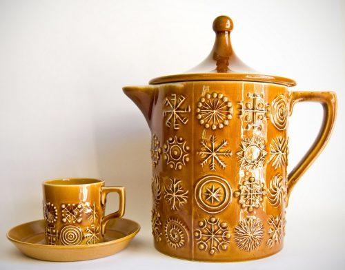 """Portmeirion """"Totem"""" Teapot"""