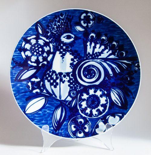 Bjorn Wiinlbad, Studio Line Platter, Rosenthal