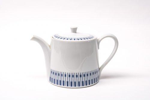 Lyngby Tangent Teapot