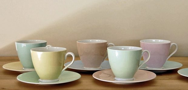 Tuscan Fine China Pastels