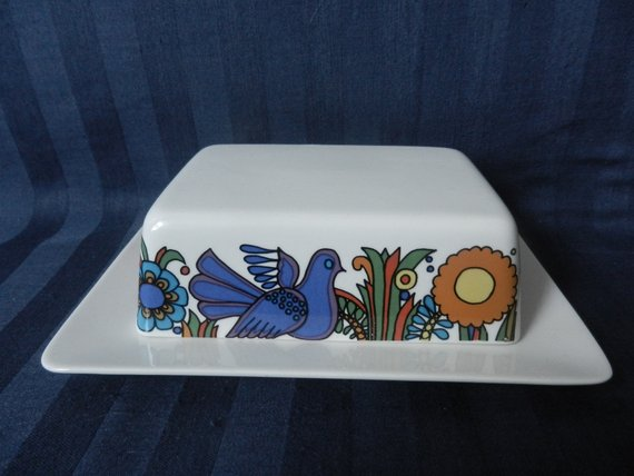 Acapulco Butter Dish