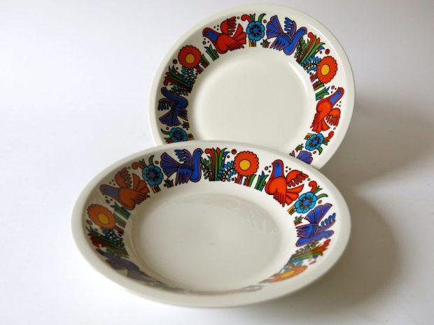Acapulco Deep Plates (Pasta)