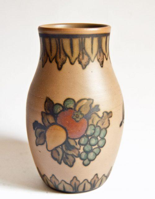 L. Hjorth Bud Vase, 1930s, Denmark
