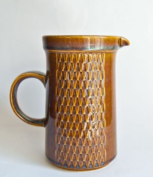 Soholm Granit Series Brown Jug