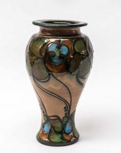 Danico Pottery Denmark c1920s