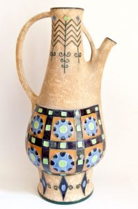 Amphora Czechoslovakia Display Piece
