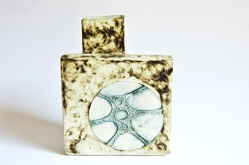 Carn Pottery Chimney Vase