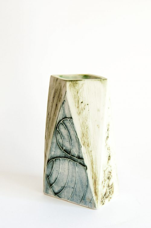 Carn Pottery, Faceted Form