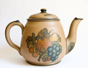L. Hjorth Teapot, 1930s, Denmark