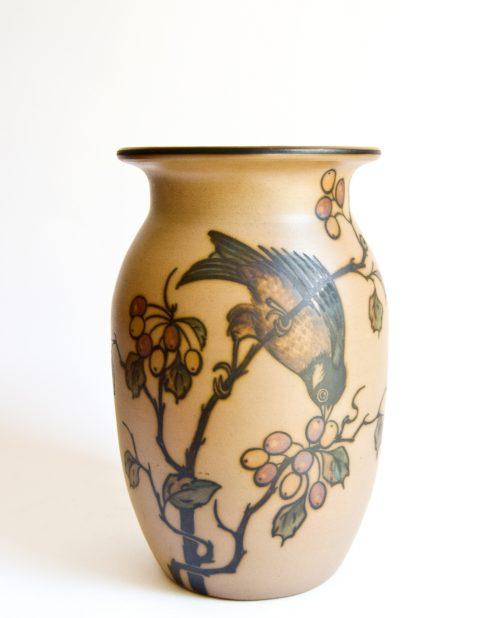 L. Hjorth Vase, 1930s, Denmark