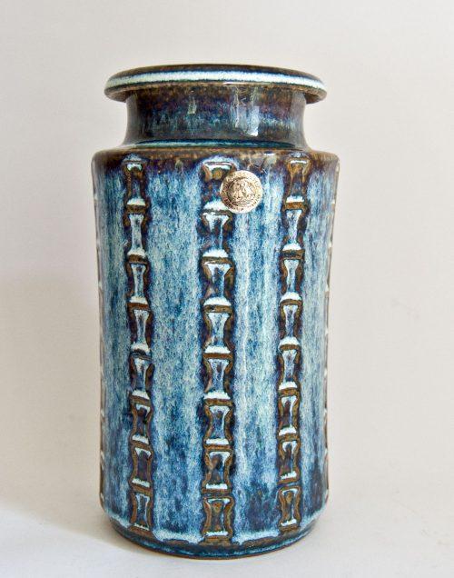 Soholm Bamboo Pattern Vase - Maria Philippi