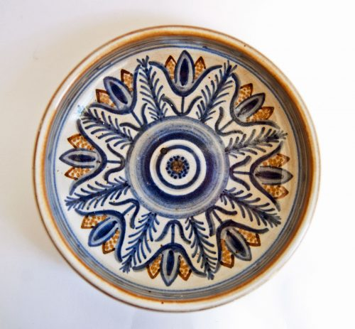 Hjorth Bowl - Design by Gertrud Kudielka