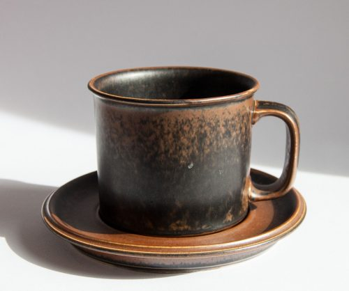 Arabia Ruska - Large Coffee Cup