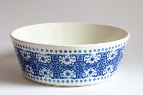 Arabia Finland, Ali Design - Blue, Large Bowl