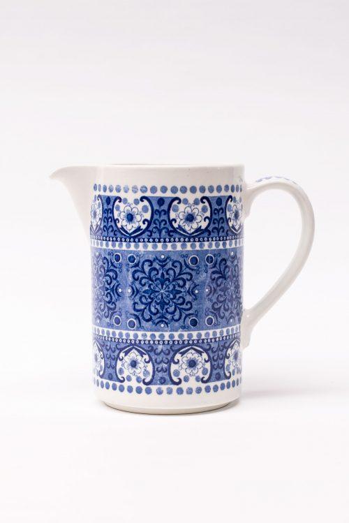 Arabia Finland, Ali Design - Blue, Large Jug