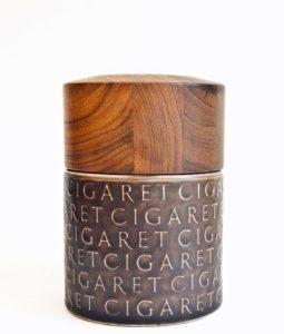 Jens Quistgaard, Cigarette Jar, Kronjyden Nissen