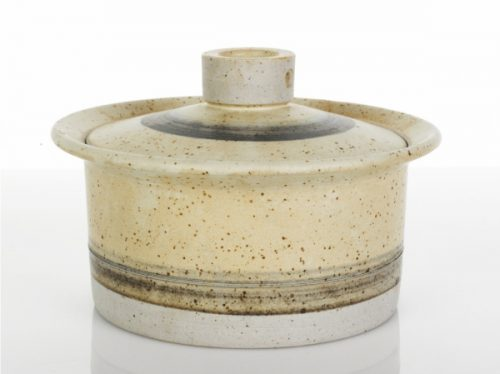 Derek Smith - Blackfriars Pottery, Lidded Jar