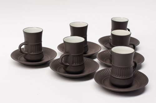 Flamestone Coffee Set, Jens Quistgaard, Dansk Design