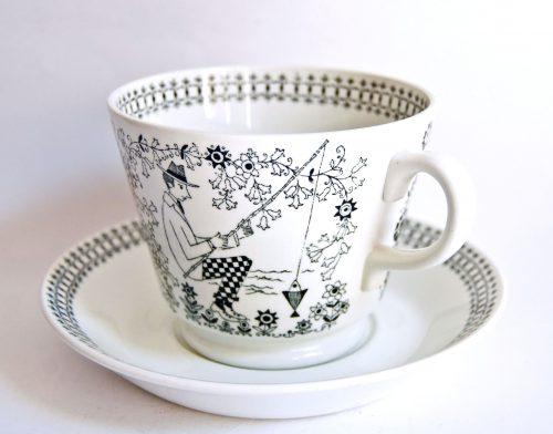 Arabia Finland Emilia Large Cup
