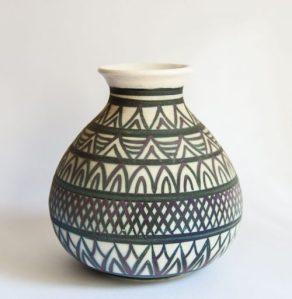 Ilja Chapoff - Australia, Vase 1970s
