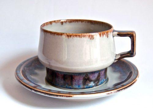 Mexico Design, Large Tea Cup Jens Quistgaard, Kronjyden Nissen