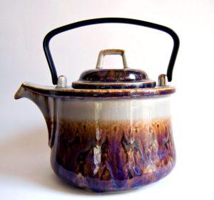 Mexico Design, Teapot, Jens Quistgaard, Kronjyden Nissen