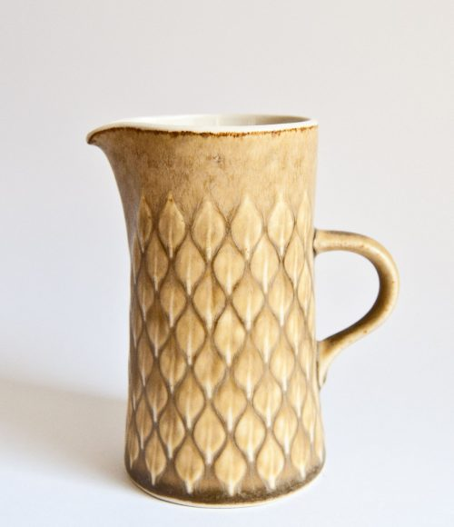 """Kronjyden Nissen, Jens Quistgaard """"Relief"""" Design Cup, Jug Design"""