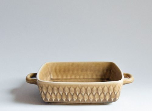 "Kronjyden Nissen, Jens Quistgaard ""Relief"" Design , Serving Bowl"