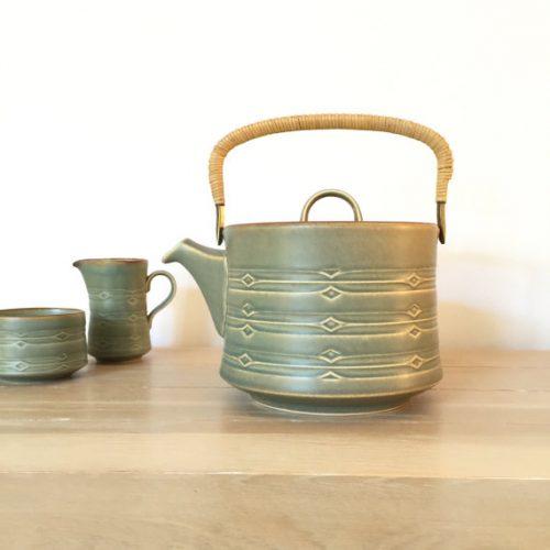 Rune Design Teapot, Jens Quistgaard for Kronjyden Nissen