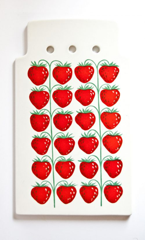 Arabia Finland, Pomona - Strawberry Board