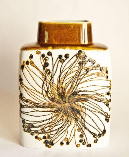 Ellen Malmer Vase, Royal Copenhagen Baca Series