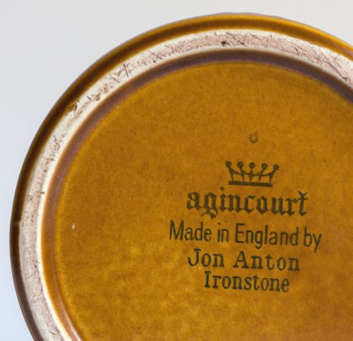 Agincourt Design, Jon Anton for Royal Clarence