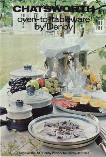 Denby Chatsworth Ad