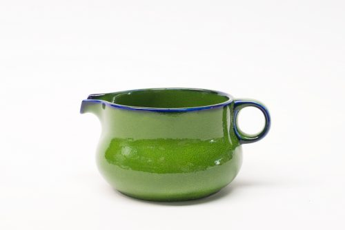 Thomas Germany, Scandic Shadow Green, Milk Jug