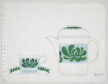 Hertha Bengtson - Scandic Shadow Drawing
