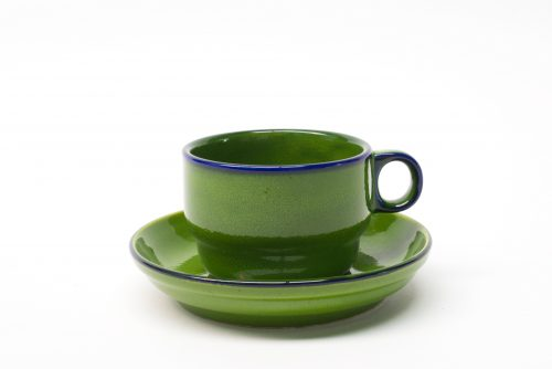 Thomas Germany, Scandic Shadow Green, Tea Cup